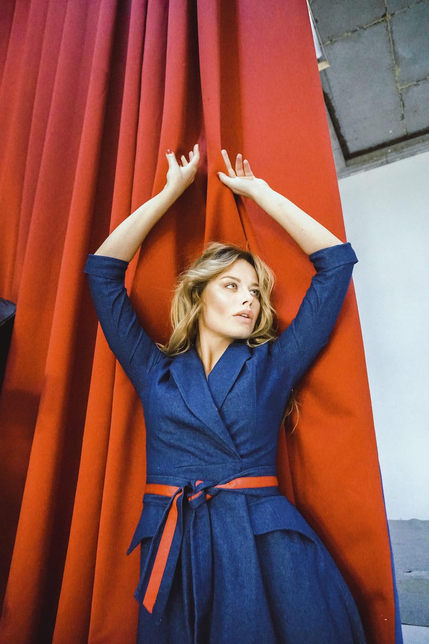 Model Barbara Ryllo