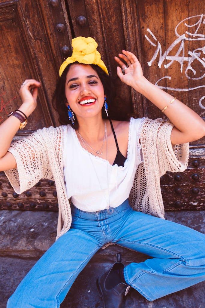 Model Maya Aharon