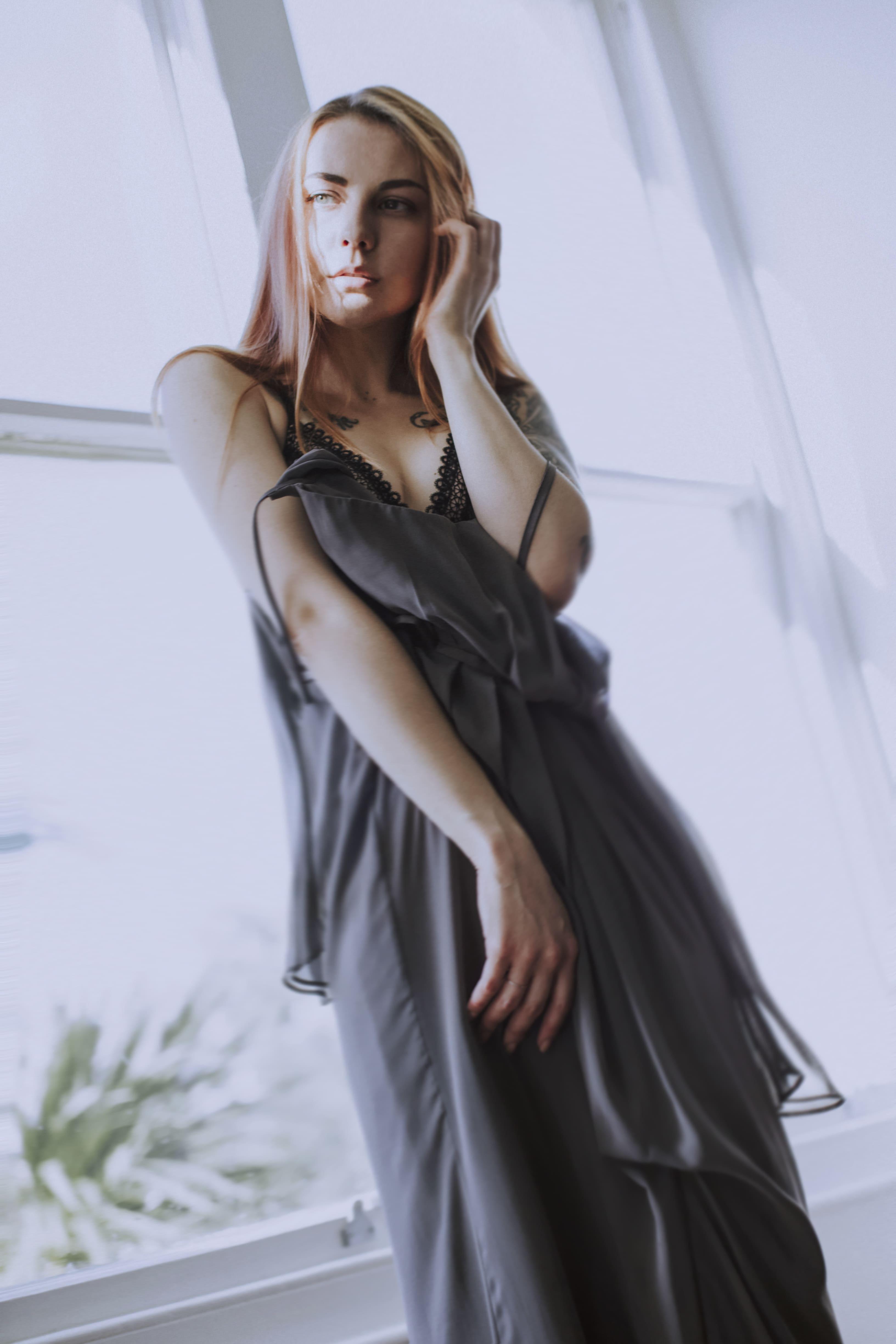 Model Veda Wildfire